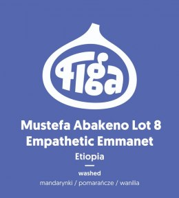 Figa Coffee - Etiopia Mustefa Abakeno Lot 8