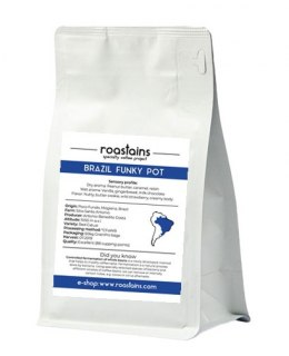 Roastains - Brazylia Funky Pot