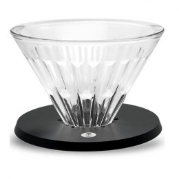 Timemore - Crystal Eye Glass Dripper 02 Black - Szkło