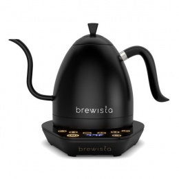 Brewista Artisan Gooseneck Variable Kettle Black, czajnik - 1 l