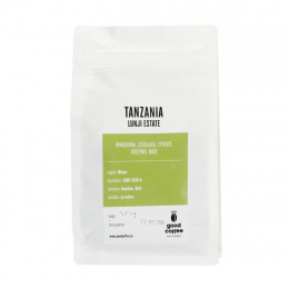 Good Coffee - Tanzania Lunji Estate