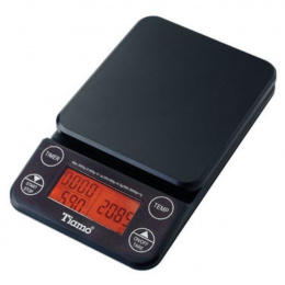 Tiamo Digital Scale z termometrem - Waga do 3 kg